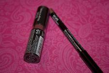 NYX Matte lipstick #15 WHIPPED CAVIAR & TAUPE EYELINER + FREE MILANI NAIL POLISH