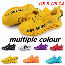 Men's Shoes Outdoor Running Sneakers Casual Athletic Fashion Tennis Walking Gym