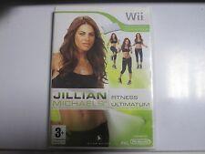 Jillian Michaels Fitness Ultimatum 2009 (Nintendo Wii, 2008) great fitness