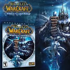 World of Warcraft Wrath of The Lich King Expansion Pack - PC/ Mac New Sealed