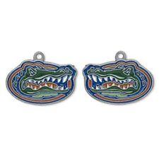 NCAA® University of Florida Gators, 21x13mm Pewter Charm 2 Per