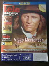 Polish Magazine front Viggo Mortensen in.Kate Winslet, Kurt Russel, Rose McGowan