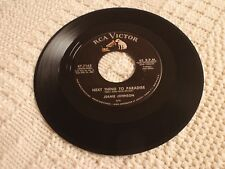 MUSCLE SHOALS JEANIE JOHNSON NEXT THING TO PARADISE/MY JIMMIE RCA 7163
