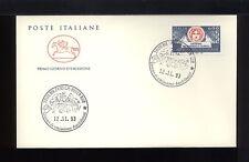 1993  ITALIA FDC CAVALLINO 14.10.1993 BANCA D'ITALIA 2 VALORI