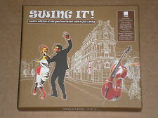 SWING IT! (DIANE SCHUUR, ELLA FITZGERALD, SARAH VAUGHAN) - CD