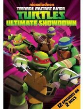 Teenage Mutant Ninja Turtles: Ultimate Showdown [2 Disc (2013, REGION 1 DVD New)
