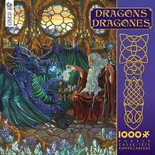 CEACO DRAGONS JIGSAW PUZZLE OLD FRIENDS AT PLAY ED BEARD JR 1000 PCS #3389-2