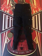 HOT TOYS SQUADRA suicida DEADSHOT Nero Tactical Pantaloni Loose SCALA 1/6th