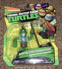 TMNT Napoleon Bonafrog  action figure - teenage mutant ninja turtles Nickelodeon