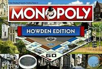 Brand New & Factory Sealed Monopoly Board Game Howden Yorkshire Edition