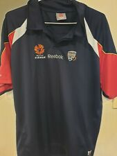 A- League Adelaide United Polo Shirt. Size Xxl.