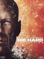 DIE HARD COLLECTION - 4 BLU-RAY - COFANETTO UNICO, NUOVO, ORIGINALE