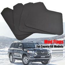 XUKEY 4Pcs Mud Flaps Splash Guards Mudguards For Toyota Car SUV Mudflaps Fender