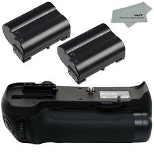 NX-NBGD600-2BATT-MF Battery Grip for Nikon D610 D600 DSLR Cameras (Nikon MB-D14)