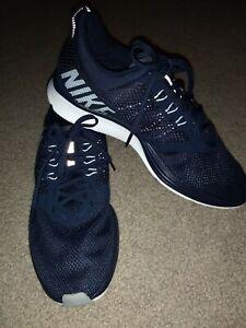 Nike Zoom Strike Womens AJ0188-400 Shoe Blue Size 9.5