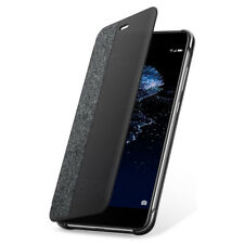 Funda SMART VIEW COVER Original Huawei P10 lite negra,genuine flip P10 lite