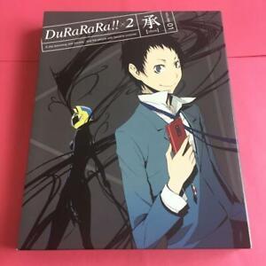 Durarara 2 Aceptación 1 Edición Limitada [Blu-Ray]