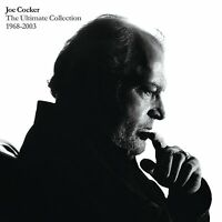 JOE COCKER: THE ULTIMATE COLLECTION 1968-2003 2x CD GREATEST HITS / NEW
