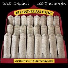 (26€/100g) ELBENZAUBER Räucherstäbchen Räucherkerzen Duftstäbchen Elfenzauber