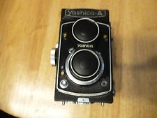 Vintage Yashica A TLR Medium Format Camera works fine