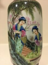 New listing Chinese Porcelain Republic Period Vase - None Better - 1920s - Phenomenal Work