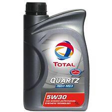 Total Quartz Car Engine Motor Oil INEO MC3 Performance 5W30 - 1L Volkswagen BMW