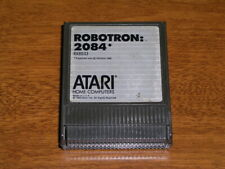 Robotron (1983 Made in USA label, GOOD LABEL) 400/800/XL/XE -WORKS+GUARANTEED #2