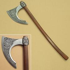 8th Century Scandinavian Beowulf - Viking / Celtic Bearded Axe. Perfect Display