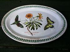"""Portmeirion Large platter 15"""" long Botanic Garden African Daisy"""