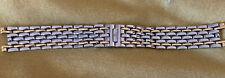 Jaeger LeCoultre Gold & Steel Watch Bracelet 17mm