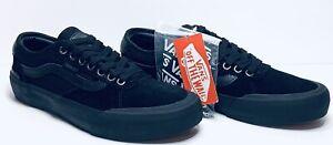 New Vans Chima Ferguson Pro 2 Suede Blackout Men's shoes Size 6.5 Ultra Cush 3D