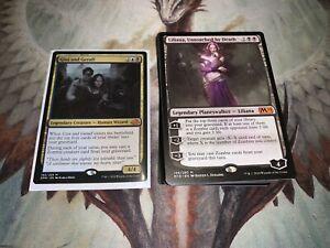 Mtg Full EDH Deck - Gisa and Geralf Zombie Tribal - Lots of Rares/Mythics!