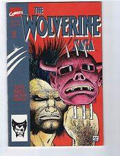 The Wolverine Saga # 3 Marvel