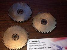 CDE hygain original oem antenna rotor spur drive gear set T2x ,44 45 Ham 4,lot 3