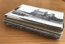 More details for 80 vintage mixed uk and foreign postcards.