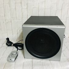 Logitech Z-2300 Active Subwoofer Assembly With Wired Remote Volume Control