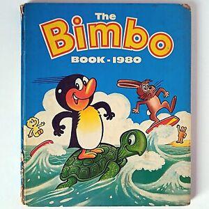 The Bimbo Book 1980 (Vintage Hardback Annual, 1979 DC Thomson)