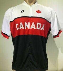 New PEARL IZUMI Men Select LTD Short Sleeve Cycling Jersey CANADA Custom