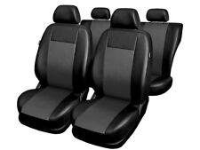 Ford Sierra  Universal Kunstleder Grau Sitzbezüge Schonbezüge Sitzbezug