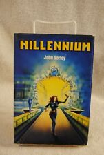 Millennium John Varley 1983 1st Edition BCHC DC Science Fiction Book