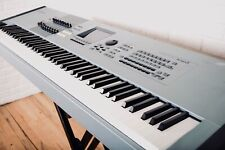 Yamaha Motif XS8 88 key piano keyboard synthesizer good condition-synth for sale
