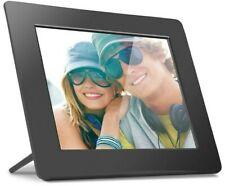 Aluratek ADMPF108F 8 inch LCD Digital Photo Frame 512MB - Black NIB