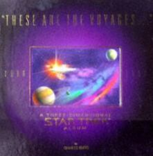 These Are the Voyages by Charles Kurts (1996, Hardcover) BRAND NEW