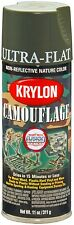Krylon 4293 Krylon Camouflage Paint with Fusion for Plastic Technology