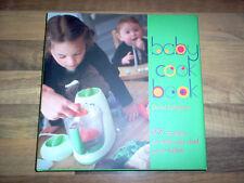 Livre de 77 Recettes & idées pour Bébé - Baby Cook Book / David Rathgeber