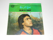 Tunisia - Salah El Farzit - LP - ENNAGHAM STD 05.078 - 78.0002