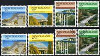 New Zealand 1985 Sg 1366/1369 Bridges of New Zealand Unmounted Mint/Fine Used