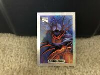 1994 Marvel Masterpieces Holofoil CARNAGE 2 of 10, NEAR MINT to MINT