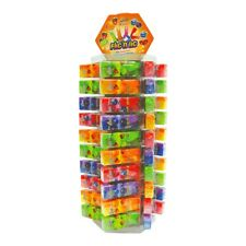 Flic'n'lic Lutscher im Tower 100 Stück - Apfel, Orange, Kirsche 1,4kg (1er Pack)
