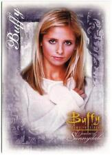 "2004 INKWORKS ""BUFFY the VAMPIRE SLAYER"" 2 PROMO TRADING CARD - V/GOOD CONDITION"